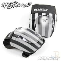 Deadbolt grand slam knee pads